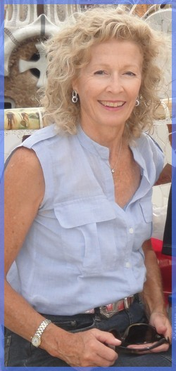 Barbara Trendos, author of SURVIVAL