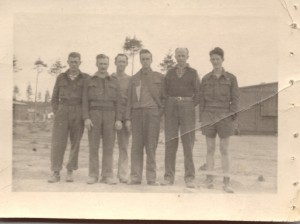 Stalag Luft III: Dad and some of the lads